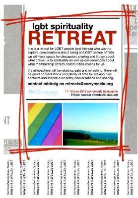 Corrymeela LGBT Retreat