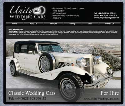 Unity Wedding Cars