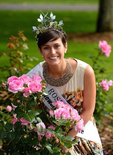 Maria Walsh, Rose of Tralee 2014