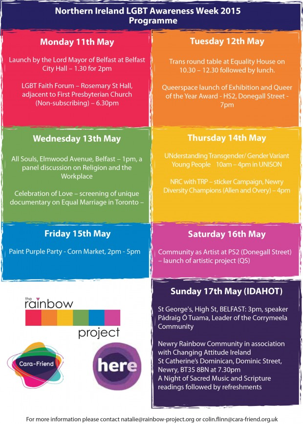 LGBT Awareness Week